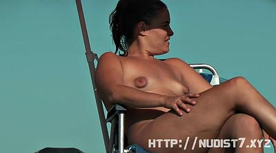 Nudist, Women, Nudist beach