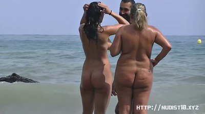 Voyeur beach, Nudists, Nudist beach, Sunbathing, Shooting, Nudist beach voyeur