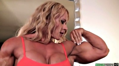 Muscle, Mature solo, Milf mature