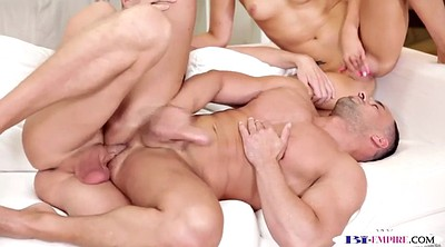 Double anal, Mmf, Babe anal, Gay double
