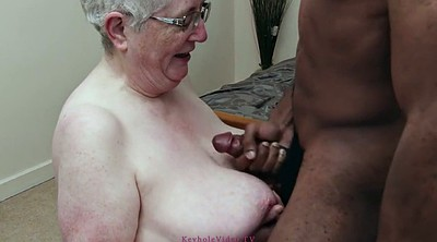 British mature, Granny gay