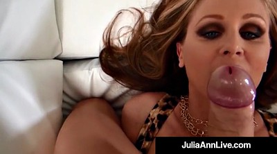 Julia ann, Julia, Blonde