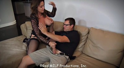 Mom n son, Mom handjob, Mom blowjob, Handjob son