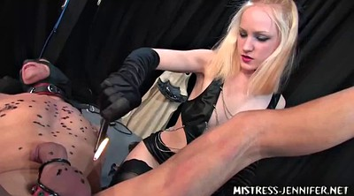 Spanking, Foot, Strapon femdom, Slaves, Male, Foot slave