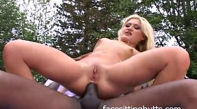 Small anal, Anal interracial