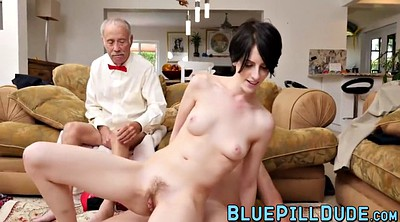 Short hair, Rough anal, Older, Rough sex