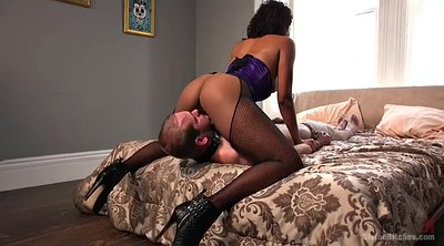 Interracial bdsm, Black and white