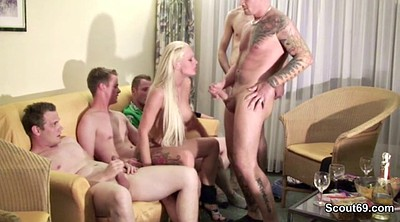 Private, Office gangbang, German office