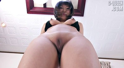 Japanese solo, Uncensored, G-queen
