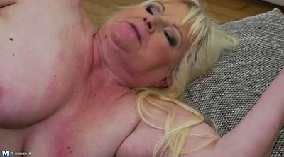 Seduced, Mom seduce, Busty mom, Milf mom, French mature, Seducing mom