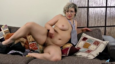 Granny masturbation, Mature russian