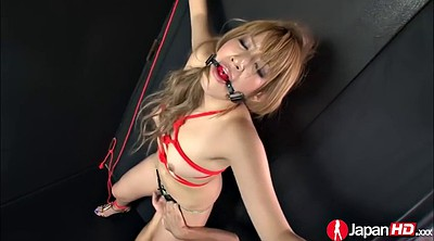 Amazon, Tied up, Japanese finger, Tied orgasm, Tied asian, Asian tied