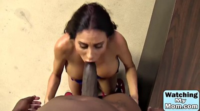 Mature bbc, Ebony daughter