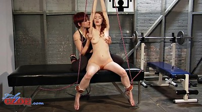 Forced, Force, Tied up, Lesbian bondage, Tied orgasm, Forcing