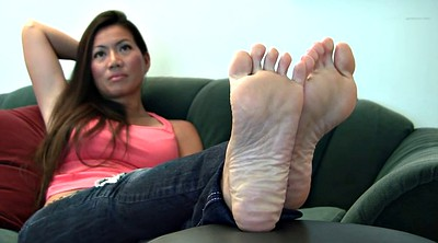 Sole, Asian feet, Michelle b, Michelle, Asian sole