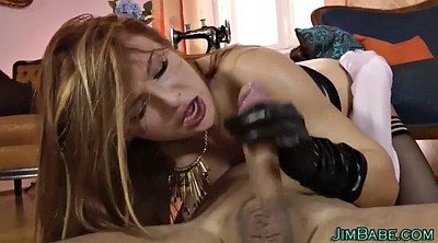 Shoe, Gloves, Gloves handjob, Glove