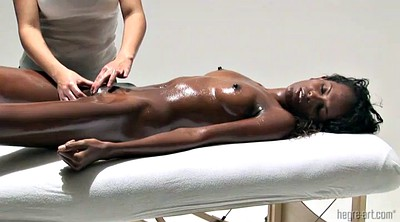 Blacked, Black lesbian, Magic, Black massage