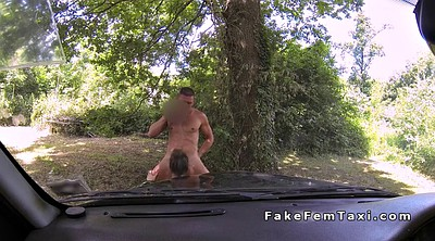 Booty, Driver, Public car, Forest