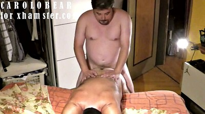 Old daddy, Hairy mature, Old wife