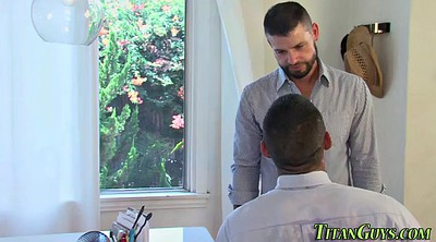 Office, Office anal, Gay office