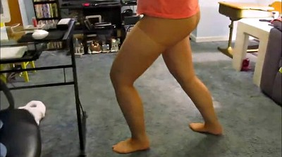 Dancing, Chubby wife, Chubby mature, Amateur chubby