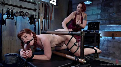 Lesbian, Lesbian bdsm, Latex mistress, Latex bondage