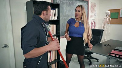 Pantyhose, Classroom, Teacher sex, Pantyhose sex, Lesson