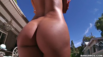 Brazil, Oiled ass