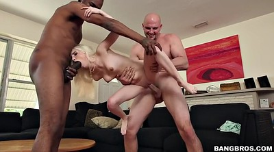 Monster cock, Piper perri, Teen monster cock, Skinny big tits, Teen threesome