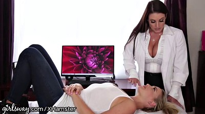 Massage, Angela white, Lesbian old and young