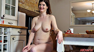 Mature solo, Hairy mature