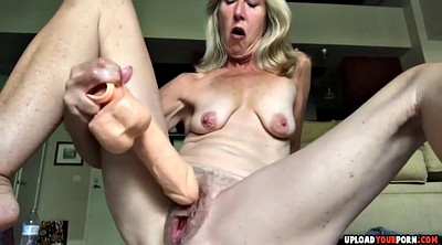 Hairy pussy, Hairy dildo, Hairy blonde, Blonde hairy