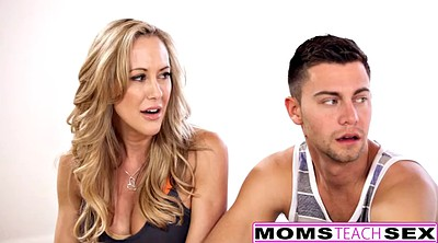 Mom and son, Son mom, Hardcore mom, Mom fuck son, Yoga threesome, Mom sexy