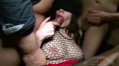 Group, Creampie gangbang