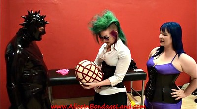 Interview, Rubber, Latex