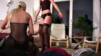 Home, Femdom party, Femdom girl, Party femdom, At home