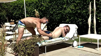 Neighbor, Young blowjob, Old gay