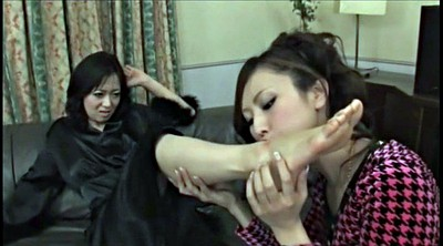 Feet, Japanese foot, Japanese feet, Asian foot, Asian feet, Japanese lesbian foot