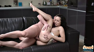 Chubby anal, Russian anal, Ass hole