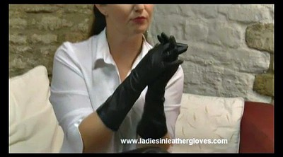 Leather, Glove