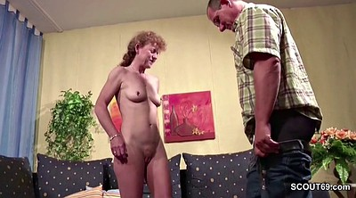 Daddy fuck, German mom, Mature mom, Skinny mature, Mom and, Matures