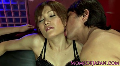 Japanese threesome, Long dick
