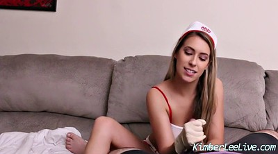 Gloves, Teen masturbation, Kimber lee, Nurse helps