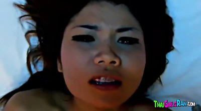 Asian creampie, Thai creampie