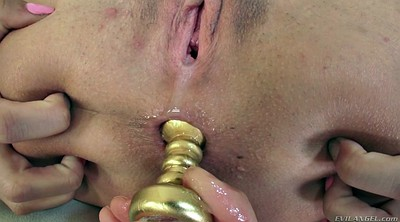 Injection, Thick, Dildo anal