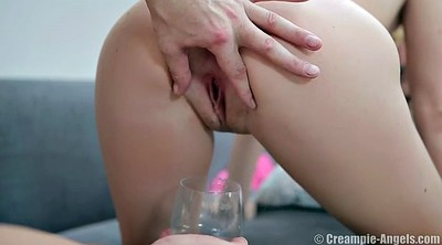 Flexible, Bbw creampie