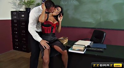 Striptease, Tell, Teacher anal