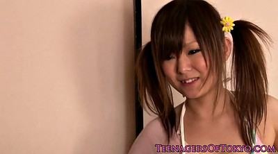 Pigtails, Nippon, Japanese facial