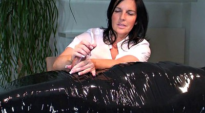 Milk, Bound, German handjob