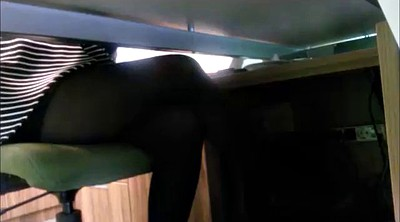 Table, Under table